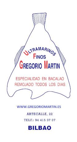 ultramarinos gregorio